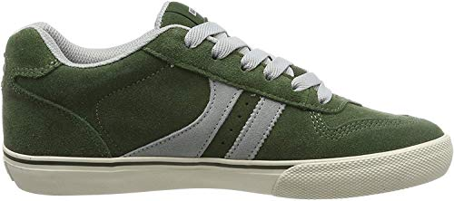 Globe Herren Encore-2 Skateboardschuhe, Grün (Hunter Green/Grey 29005), 46 EU
