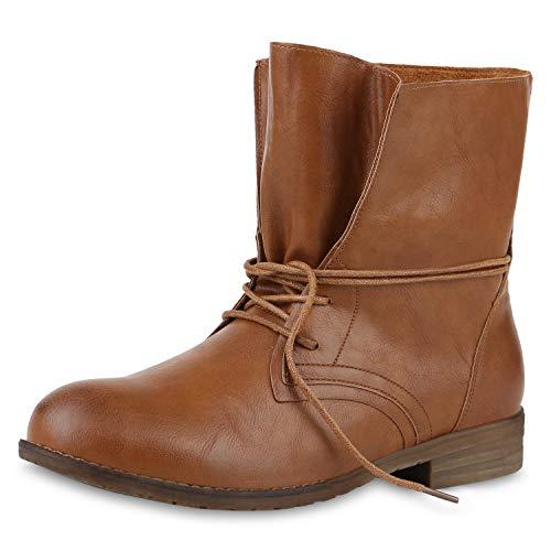 SCARPE VITA Dames Laarzen Warm Gevoerde Veters En Laarzen