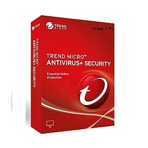 Trend Micro Titanium AntiVirus Plus Software