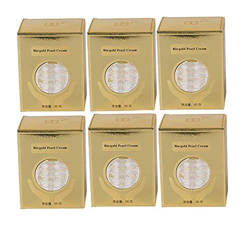 6 X Boxes Simengdi Bio-Gold Pearl Cream Anti-Aging Herbs Wrinkle Chinese Herbal Skin Care
