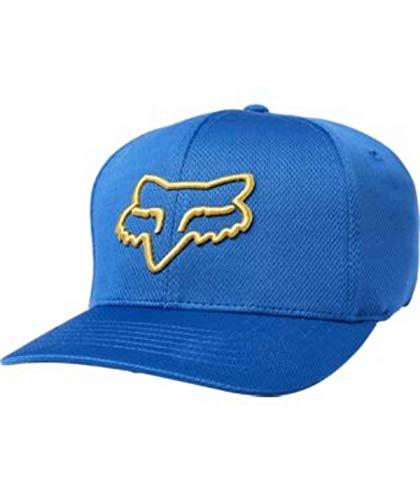 Fox Lithotype Flexfit Hat Royal Blue