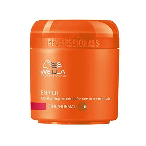 Wella Enrich Maske dünne/ normale Haare, 150 ml