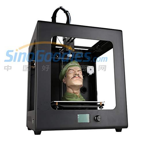 Cr-2020Auto nivellement imprimante 3d de bureau Grande taille imprimante avec filament
