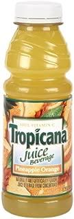 Tropicana Orange Pinnapple Juice, 15-Ounce Bottles (Pack of 12)