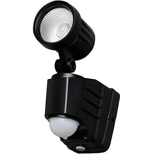 アイリスオーヤマ センサーライト LED 乾電池式 防犯 LSL-B3SN-100D
