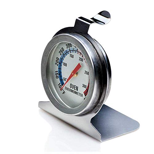 Smart Choice Oven Thermometer -100 to 600 Degrees With Easy Read Dial