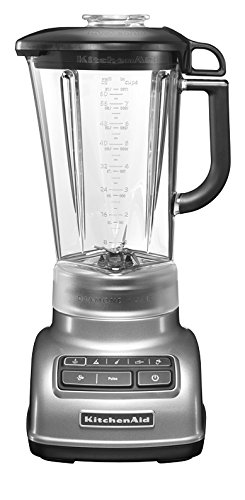 KitchenAid 5KSB1585 - Batidoras de vaso individuales, con velocidad variable, 550 W, 1.75 l