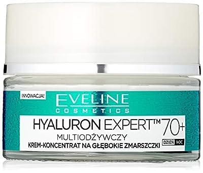 Eveline New Hyaluron Anti-Wrinkle Cream 70+ 50ml by Eveline Cosmetics