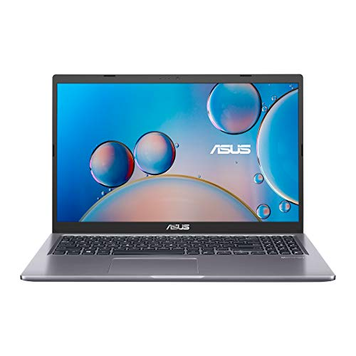 ASUS VivoBook R565J, Portátil de 15.6' FullHD (Intel Core i3-1005G1, 8GB RAM, 256GB SSD, Intel UHD Graphics 600, Sin Sistema Operativo) Gris Pizarra, Teclado QWERTY Español