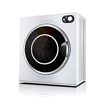 Tumble dryer, household small 5KG capacity dryer, clothes dryer