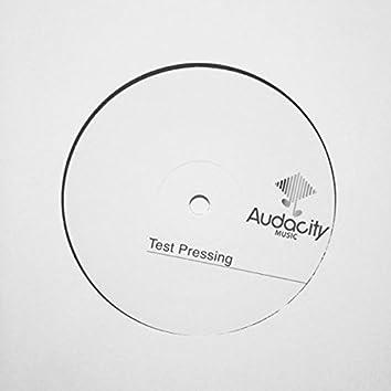 Audacity Test Pressing #1