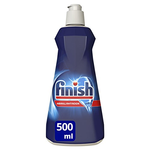 Finish Lavavajillas Abrillantador Regular - 500 ml - 100 lavados