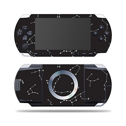 MightySkins Skin Compatible with Sony PSP – Constellations | Protective, Durable, and Unique Vinyl Decal wrap Cover | Easy to Apply, Remove, and Change Styles | Made in The USA