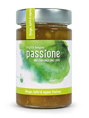 Passione - Mango, Apfel & Ingwer Chutney