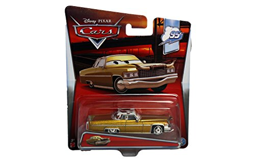 Disney Cars Cast 1:55 - Selezione Veicoli Modelli Sort.2, Cars 2013+14:Tex Dinoco