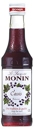 MONIN(モナン) カシスシロップ 250ml