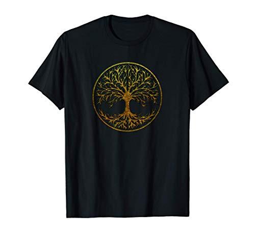Yggdrasil, Celtic, Tree, Life, Norse, Mythology, Nature, T-Shirt