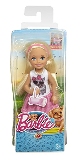 Barbie and Her Sisters in The Great Puppy Adventure Doll #1