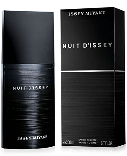 Nuit DIssey by Issey Miyake for Men - 6.7 oz EDT Spray