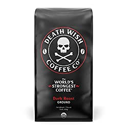 Death Wish Coffee - Ground Coffee