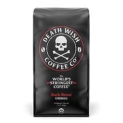 Image of Death Wish Coffee Company...: Bestviewsreviews