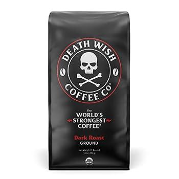Best death wish coffee ground Reviews