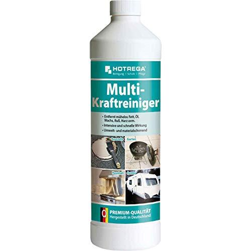 HOTREGA Multi Kraftreiniger 1 Liter - umweltneutral, materialschonend
