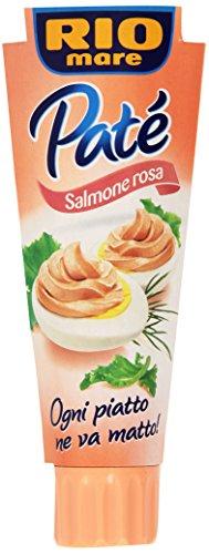 Rio mare Rosa Lachs Paté 'Salmone Rosa', 100 g