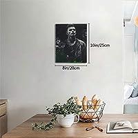 Vintage Culture2 フレームレス装飾画 インテリア絵画 壁掛け アートポスター 額縁なし 飾り 贈り物 キャンバス寝室の装飾風景 壁の絵 インテリア装飾 20*25cm