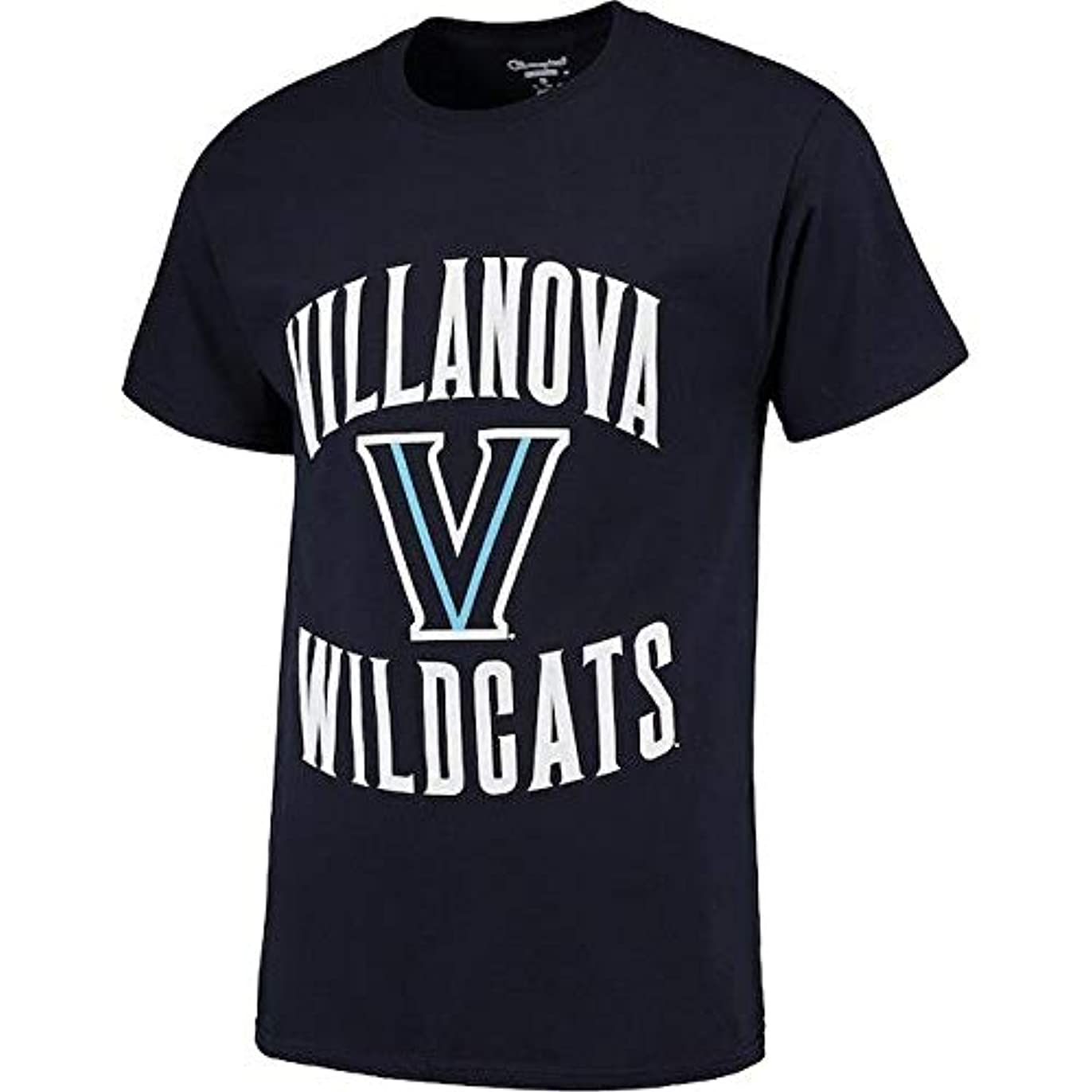 顎模索模索Champion Champion Villanova Wildcats Navy Tradition T-Shirt スポーツ用品 【並行輸入品】