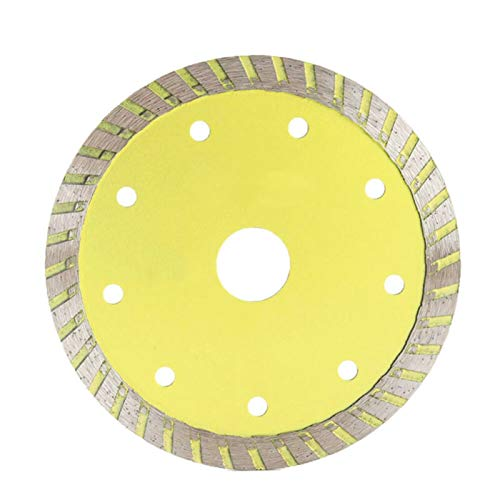 Aralinda Disco frío de la hoja de sierra de la porcelana del diamante de 5 pulgadas 125m m para el cortador del ladrillo de la teja del mármol