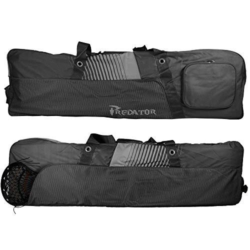 Predator Sports Vyper Lacrosse Equipment Gear Bag (Black)