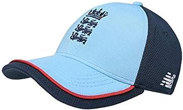 New Balance England Cricket Official ODI Hat - Blue