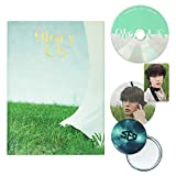 9LORYUS [ GOLDEN CHASER ver. ] - SF9 8th Mini Album CD + Booklet + Book Band + Photocards + FREE GIFT / K-Pop Sealed