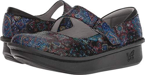 Alegria Dayna Womens Mary Jane Shoe Beauty Blur 8 M US