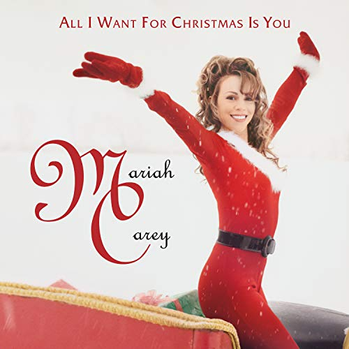 All I Want For Christmas Is You (5-track CD-single)
