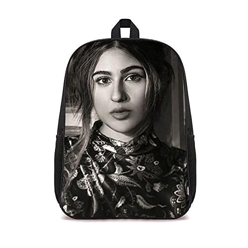 ASFDF Mochila Sara Ali Khan, mochila escolar resistente al agua, mochila de ocio para niños, niñas, adultos, adolescentes, 41x12x28cm