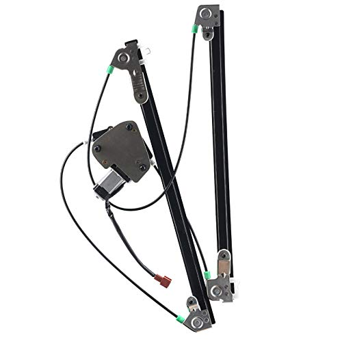 Front Left Driver Side Power Window Regulator with Motor Assembly for 1996-2000 Town & Country Dodge Grand Caravan Plymouth Voyager