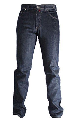 Pierre Cardin Herren Jeans Deauville Regular Fit 3196, Dark Indigo Rinse, W36 / L34