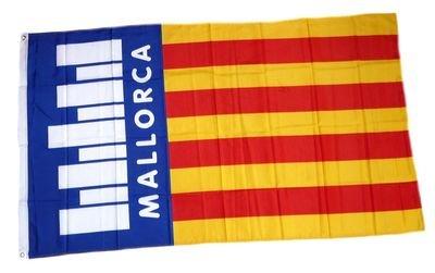 Fahne Flaggen MALLORCA 150x90cm