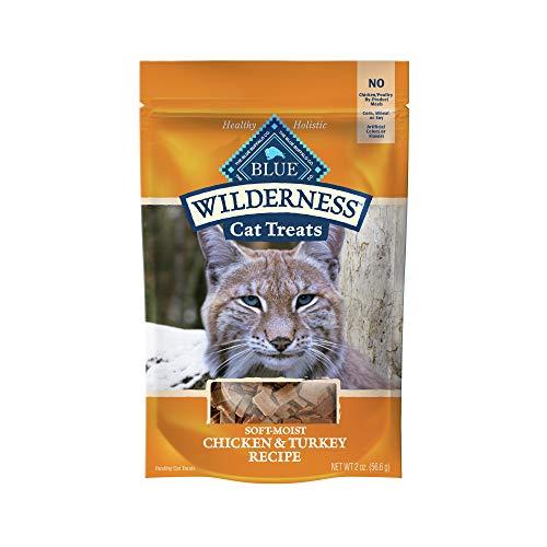 Blue Buffalo Wilderness Chicken & Turkey Grain Free Cat Treats