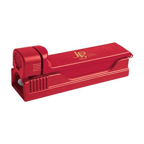 Zigarettenstopfer JPS Maker aus Kunststof in rot