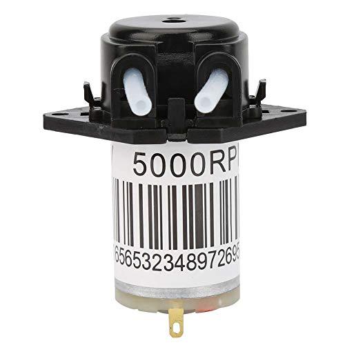 Pangding miniatuur-titratiepomp voor geluidsarme peristaltische waterpomp, zelfaanzuigende gelijkstroompomp 6 V, #2