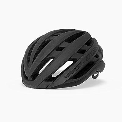 Giro Agilis MIPS Mens Road Cycling Helmet - Medium (55-59 cm), Matte Black Fade (2020)
