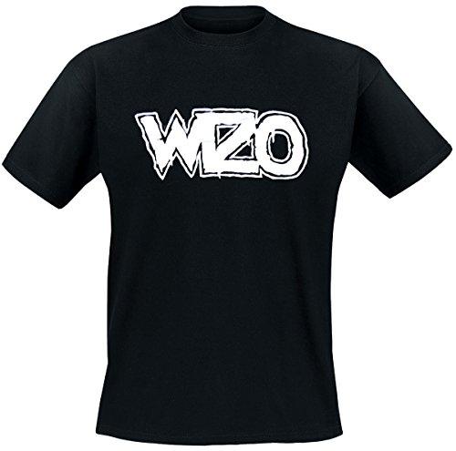 WIZO - Fich Dick! T-Shirt, schwarz, Grösse M