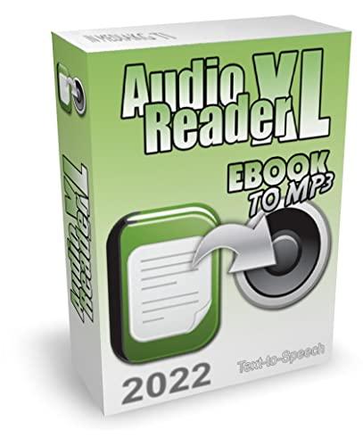Text to Speech Software Audio Reader XL (2022) - Text to Voice Reader...