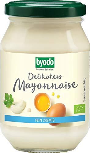 Byodo Bio Delikatess Mayonnaise (6 x 250 ml)