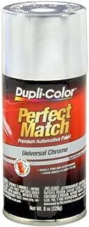 Dupli-Color  BUN0200 Universal Chrome Exact-Match Automotive Paint - 8 oz. Aerosol Color: Universal Chrome Size: 8 Ounce Aerosol Model: BUN0200 Car/Vehicle Accessories/Parts (1)