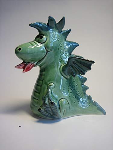 Handmade Sacramento Mall porcelain figurine of Over item handling Dragon the statuette