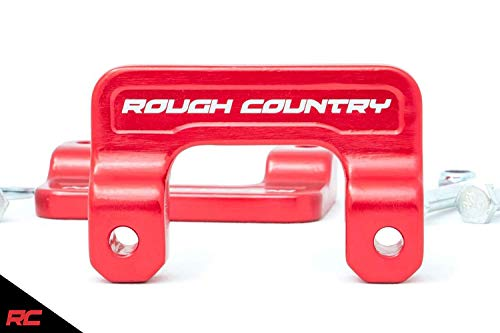 Rough Country 2' Leveling Kit compatible w 2007-2019 Chevy Silverado Suburban Tahoe GMC Sierra Yukon Yukon XL 1500 1313